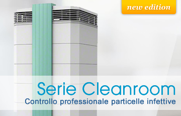 Serie Cleanroom - New Edition