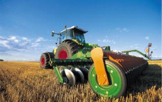 Inquinamento da coltivazioni agricole intensive
