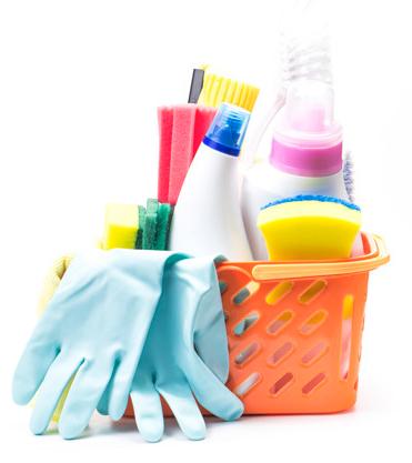 Sostanze chimiche presenti nei detersivi