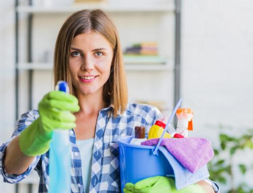 Inquinamento indoor causato dai prodotti chimici domestici