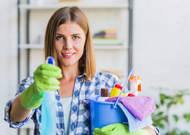 Inquinamento causato dai prodotti chimici domestici