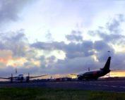 Inquinamento dell'aria negli aeroporti