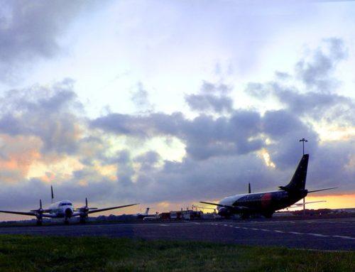 Inquinamento atmosferico da parte del traporto aereo