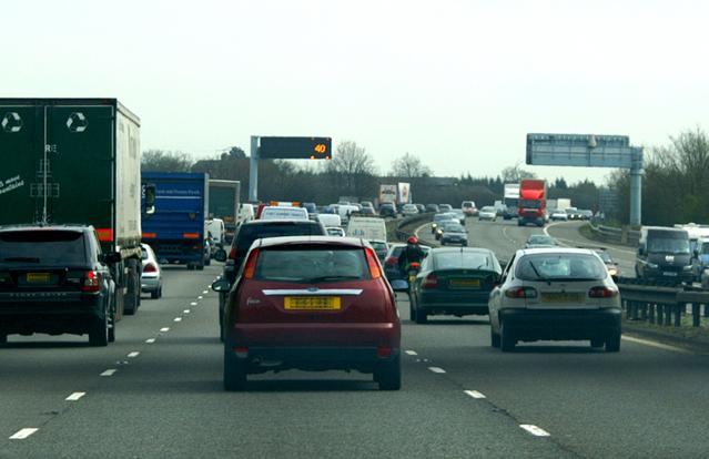 Inquinamento nel traffico