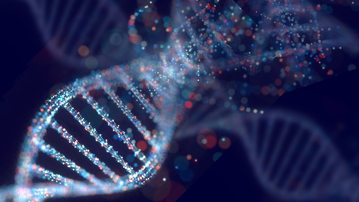 DNA - mutazione genetica